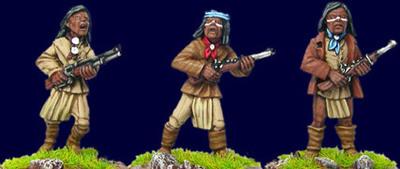 Apache Characters I (3) - Wild West - Artizan Designs