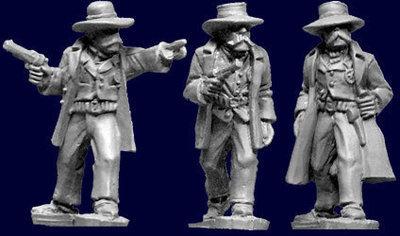 Lawmen II The Earps (3)- Wild West - Artizan Designs