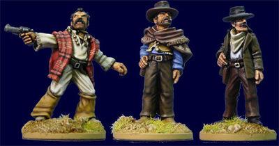 Ill Buono,Ill Brutto,Ill Cattivo - Wild West - Artizan Designs