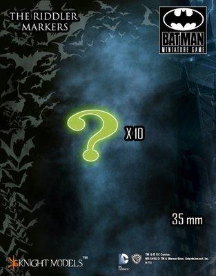 The Riddler Marker - Batman Miniature Game