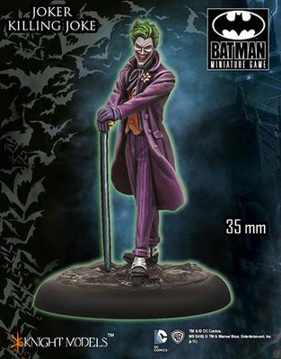 Joker (The Killing Joke) - Batman Miniature Game