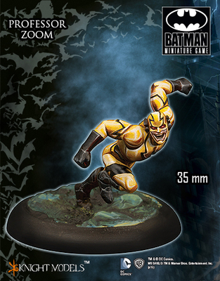 Professor Zoom - Batman Miniature Game