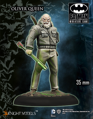 Oliver Queen DKR - Batman Miniature Game