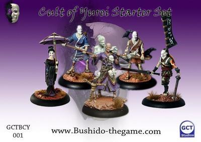 The Cult of Yurei starter set - Bushido
