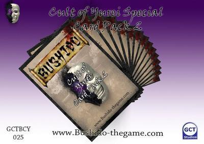Cult of Yurei Card Pack 2 - Bushido