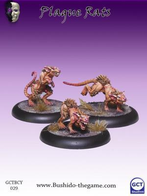 Plague Rats - Bushido