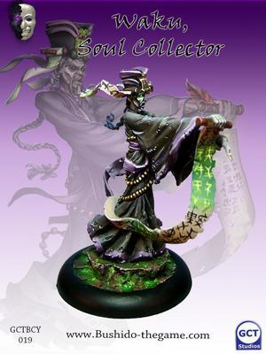 Waku the Soul Collector - Bushido