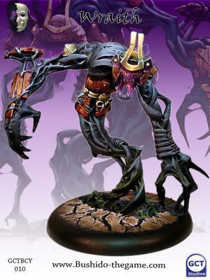 Wraith - Bushido
