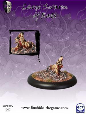 Rat swarm - Bushido