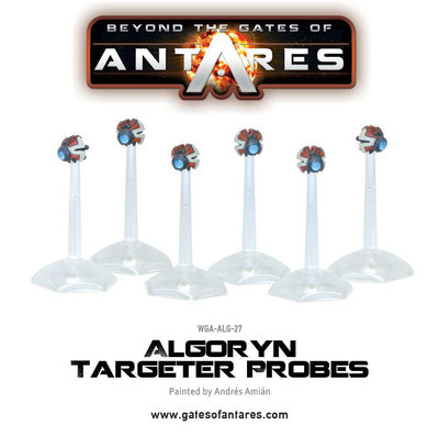 Algoryn Targeter Probes - Beyond The Gates Of Antares