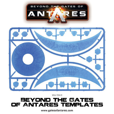 Templates - Beyond The Gates Of Antares