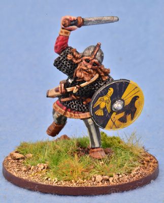 Viking Warlord A - SAGA - Wikinger