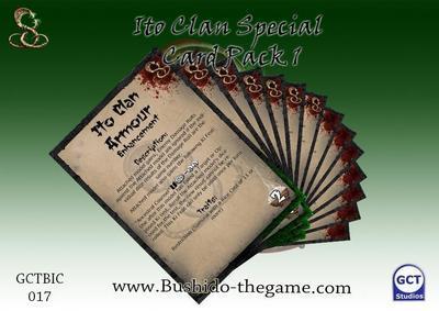 Ito Clan Card Pack 1 - Bushido