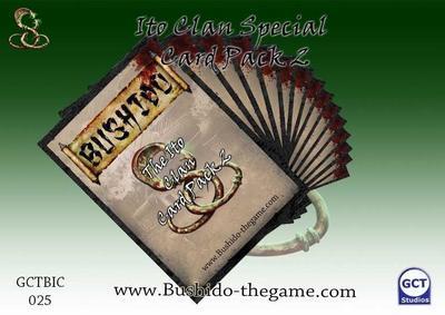 Ito Clan Card Pack 2 - Bushido
