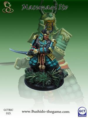 Masunagi Ito (Samurai) - Bushido