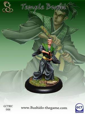 Temple bushi male    (model from Ito starter) - Bushido