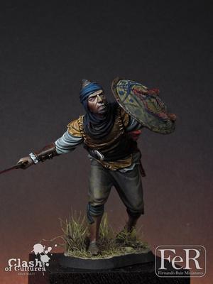 Saracen Scout, 1061- FeR Miniatures