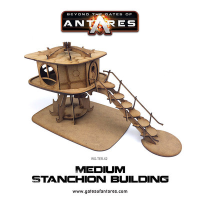 Medium Stanchion Building - Beyond The Gates Of Antares