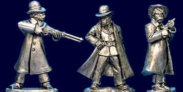 Pinkerton Detectives II - Wild West - Artizan Designs