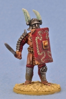 Provocator Gladiator - JUGULA Figur (english)