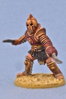 Scissor Gladiator - JUGULA Figur (english)