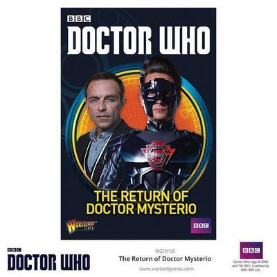 The Return of Doctor Mysterio - Doctor Who