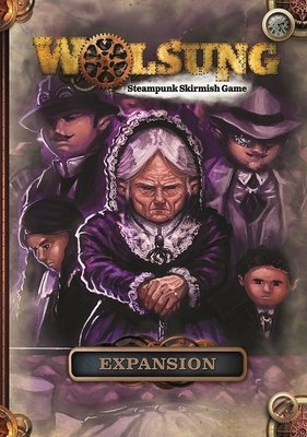 Wolsung Expansion Book (english) - Wolsung