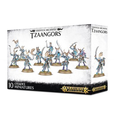 Disciples of Tzeentch - TZAANGORS  - Warhammer Age of Sigmar - Games Workshop