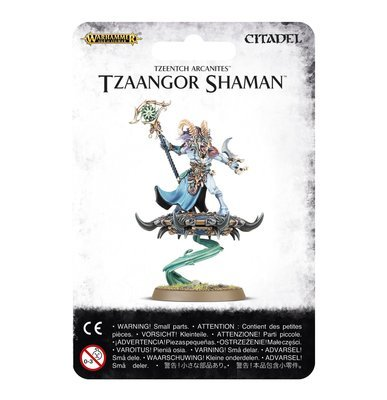 TZEENTCH ARCANITES TZAANGOR SHAMAN - Warhammer Age of Sigmar - Games Workshop