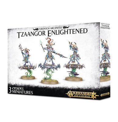 TZEENTCH ARCANITES TZAANGOR ENLIGHTENED - Warhammer Age of Sigmar - Games Workshop