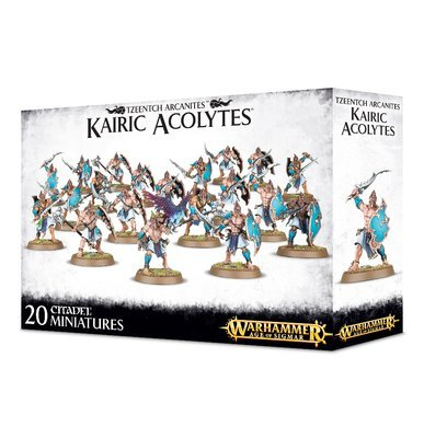 TZEENTCH ARCANITES KAIRIC ACOLYTES - Warhammer Age of Sigmar - Games Workshop