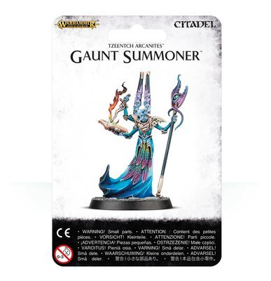 MO: TZEENTCH ARCANITES GAUNT SUMMONER - Warhammer Age of Sigmar - Games Workshop