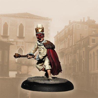 King Pulcinella - The Guild - Carnevale