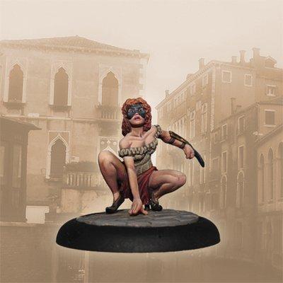 Harlot - The Guild - Carnevale