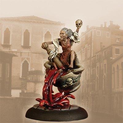 Baba-Yaga - The Guild - Carnevale