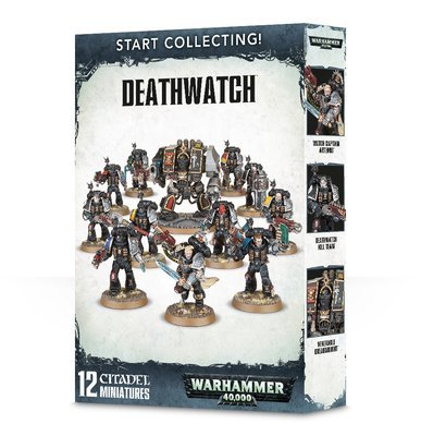 START COLLECTING! DEATHWATCH - Warhammer 40.000 - Games Workshop