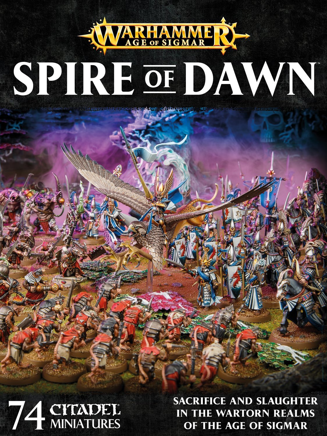Warhammer Age of Sigmar: Spire of Dawn - Warhammer Age of Sigmar - Games Workshop