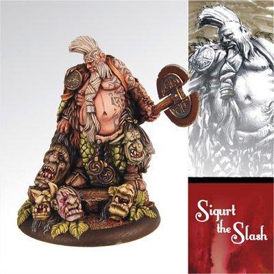Sigurt the Slash - Scibor Miniatures