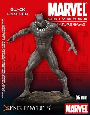 Black Panther - Marvel Universe Miniature Game