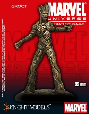 Groot - Marvel Universe Miniature Game