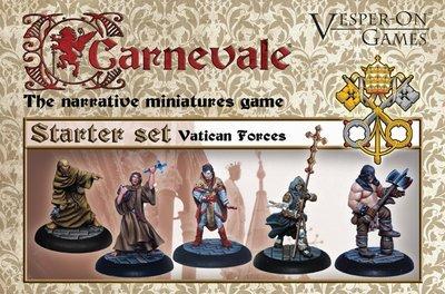 Vatican Forces Starter Set - Starter - Carnevale