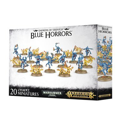 Daemons of Tzeentch - Blue Horrors - Warhammer Age of Sigmar - Games Workshop