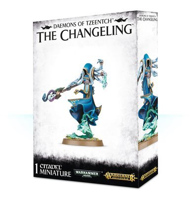 Daemons of Tzeentch - The Changeling - Warhammer Age of Sigmar - Games Workshop