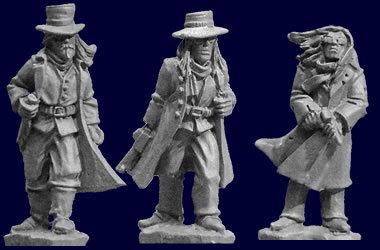 Gunmen I - Wild West - Artizan Designs