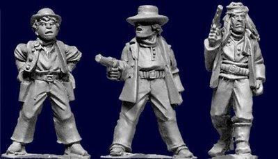 Hired Guns II (Rifles) - Wild West - Artizan Designs