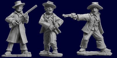 Lawmen I - Wild West - Artizan Designs
