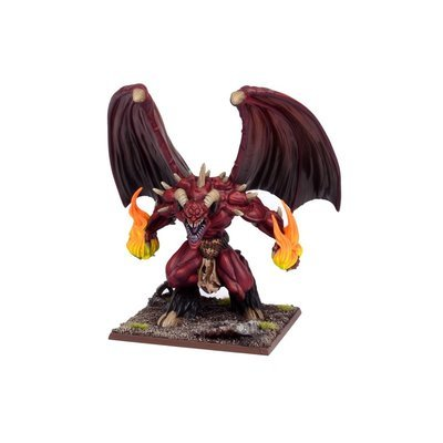 Archfiend of the Abyss - Abyssal Dwarfs - Kings of War - Mantic Games
