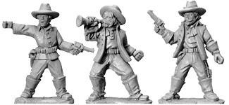 7th Cavalry Command (foot) - Wild West - Artizan Designs