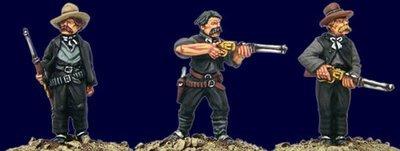 Texas Rangers I - Wild West - Artizan Designs