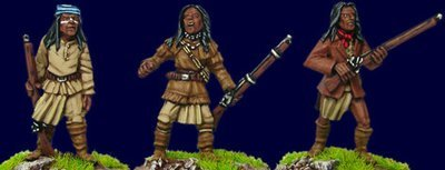 Apache's with Rifles (3) - Wild West - Artizan Designs